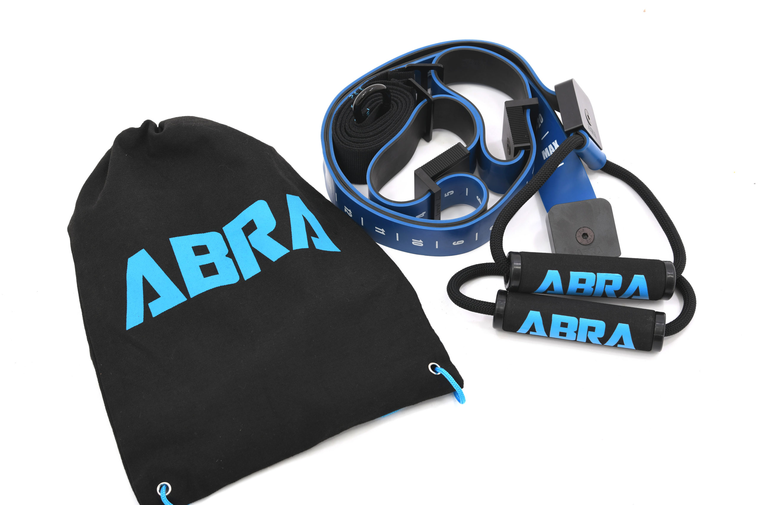 Abra Resistance Bands W Bag
